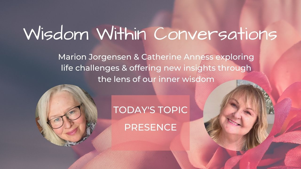 Read more about the article WISDOM WITHIN – Why Presence is so important